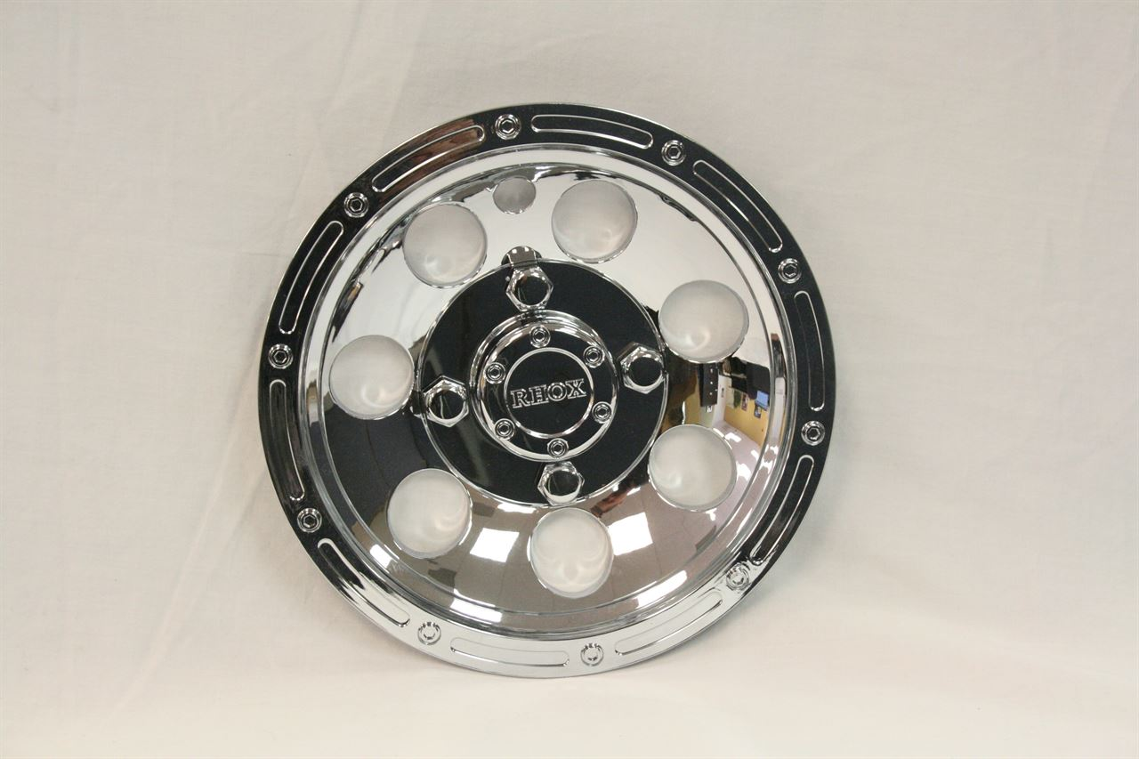Picture of Wheel Cover - Beadlock A/T Chrome