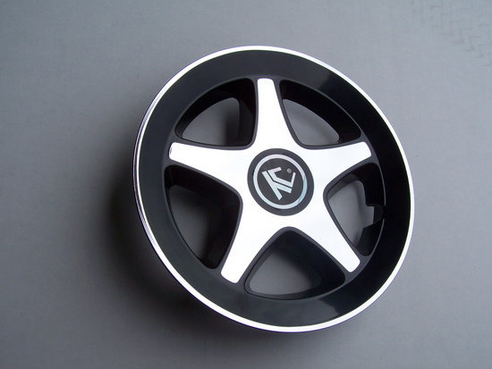Picture of Wheel Cover - Tek