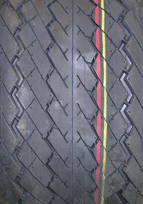 Picture of Tire Only - 18x8.5x8