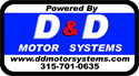 Picture for manufacturer D&D Motor Systems