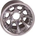 "Picture of Wheel Only - 12"" - Claw Polished w/ 2+5 Offset"