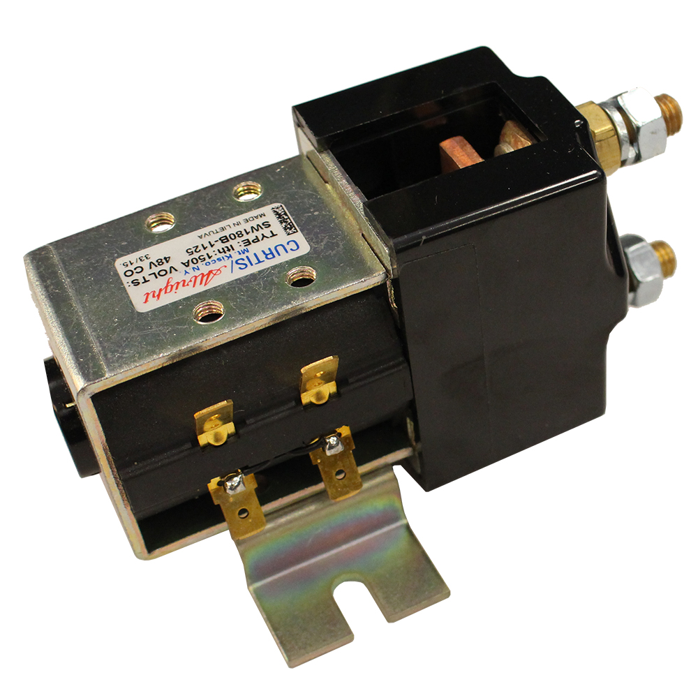 Picture of Solenoid - Universal - 48V - 400 AMP