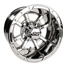 """Picture of Wheel Only - 10"""" - Storm Trooper Mirrored w/3+4 offset"""