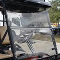 Picture of Windshield - Club Car  - Hinged Folding