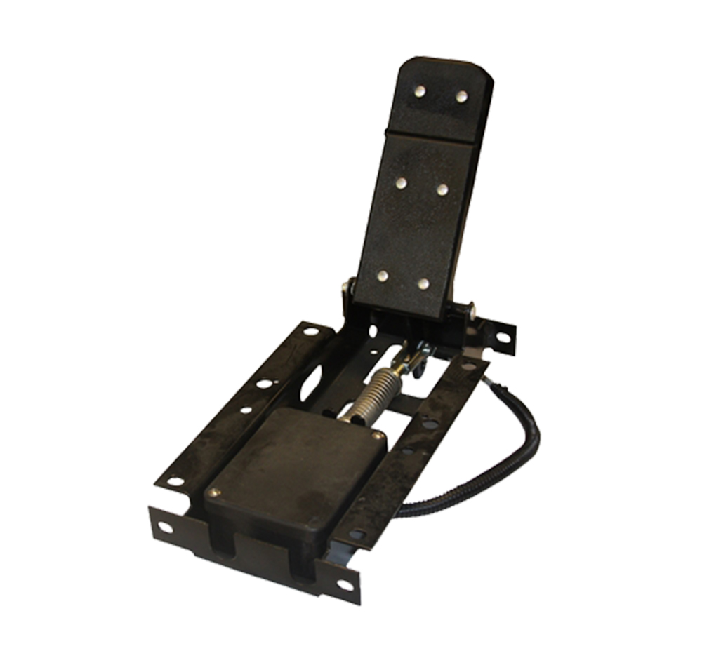 Picture of Pedal Box Assembly - EZGO DCS