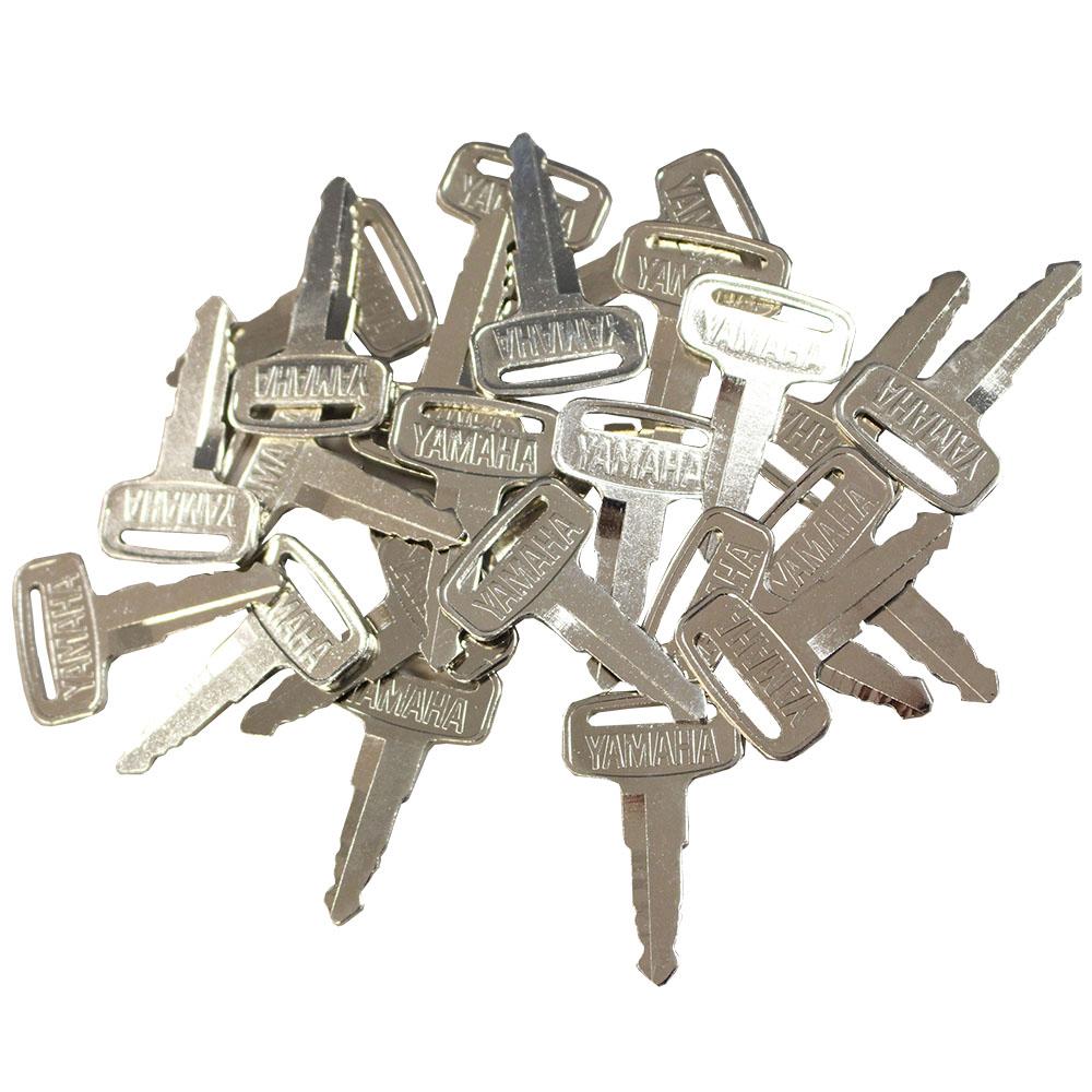 Picture of Keys - Yamaha G1/G2/G8/G9/G11 - 25/Pkg