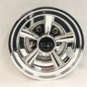 Picture of Wheel Cover - SS Chrome Mags