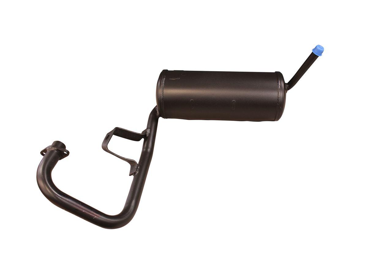 Picture of Muffler - Club Car Utility '96+ w/FE350 engine