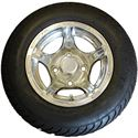 Picture of Tire / Wheel Assembly - 10x7 New Edition - Polished