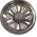 Picture of Wheel Covers - Medusa - Set of 4