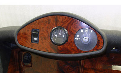 Picture of Trim Plate - EZGO RXV