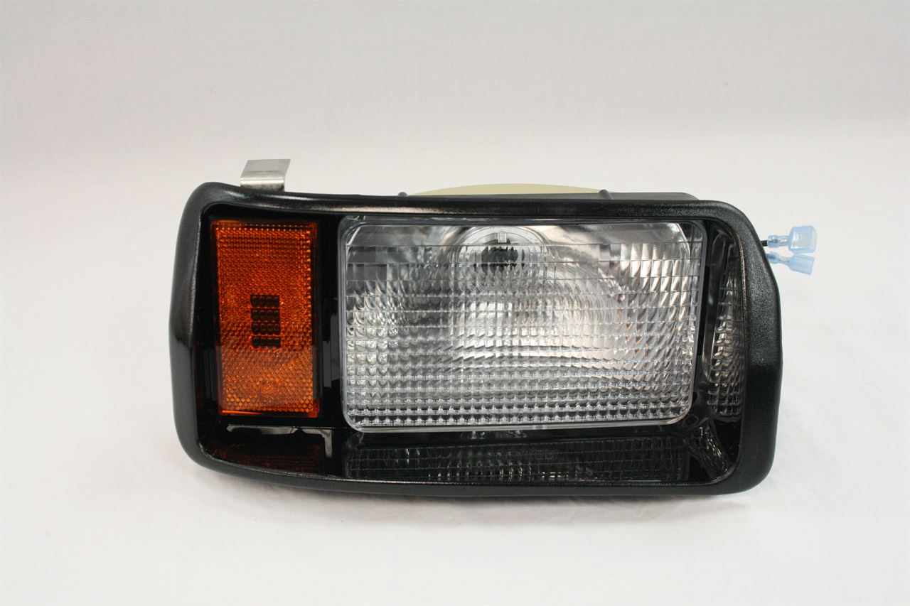 Picture of Headlight Assembly  - OEM - Club Car DS (Fits Factory Assembly))