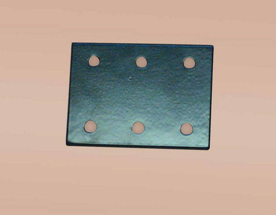 Picture of Igloo Cooler Mounting Brackets - Club Car DS 2000+