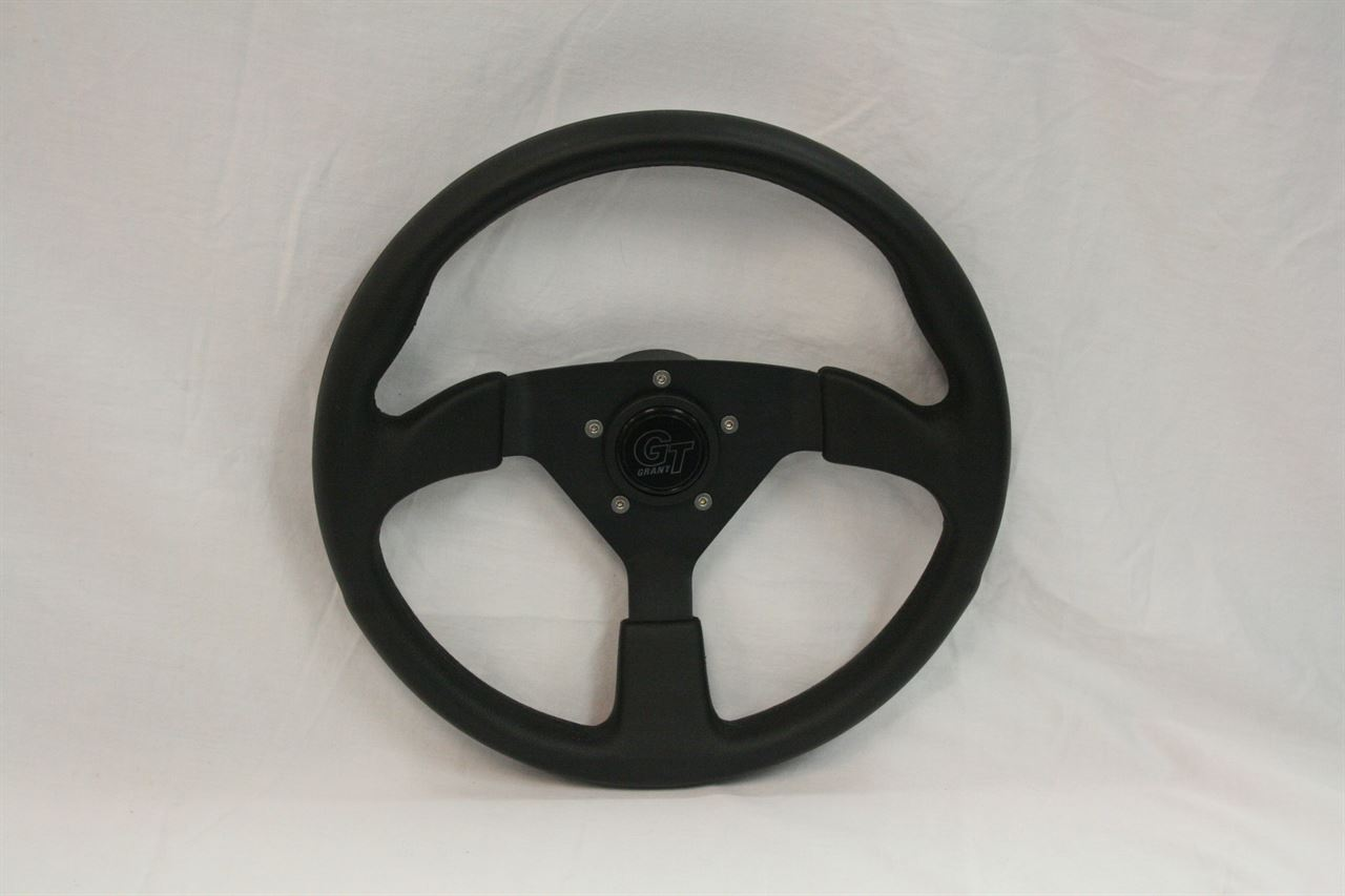 Picture of Steering Wheel - Formula 1 - Black/Black