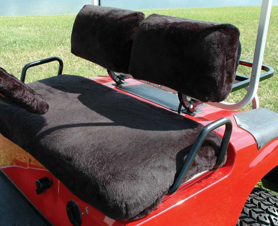 Picture of Seat Covers - Acrylic / Sheepskin