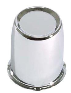 Picture of Wheel Cap - Chrome - Push thru