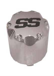 Picture of Wheel Cap - SS Style Chrome - Snap In