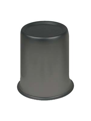 Picture of Wheel Cap - Black Satin - Push thru
