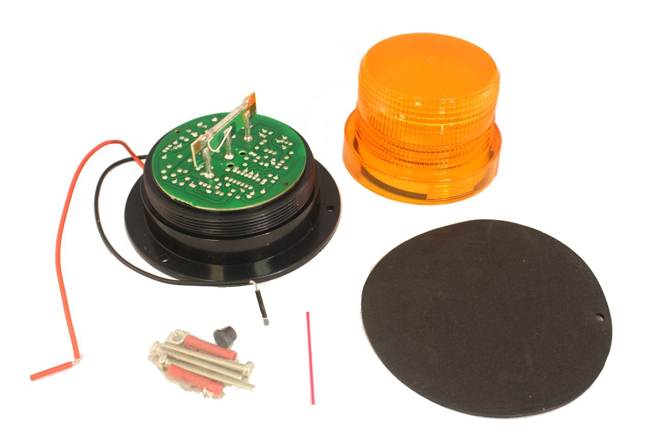 Picture of Emergency Strobe Light - Amber