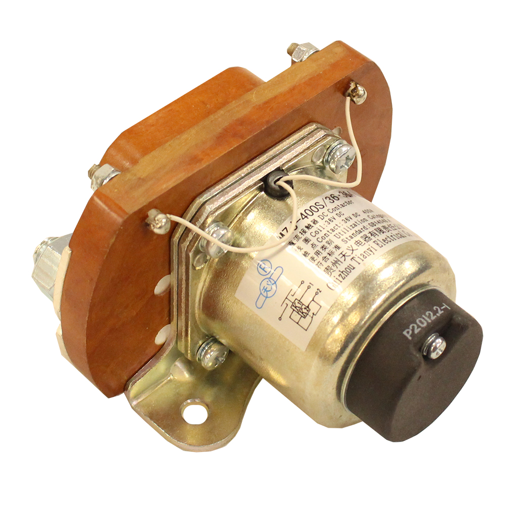 Picture of Solenoid - 400 AMP - 36V
