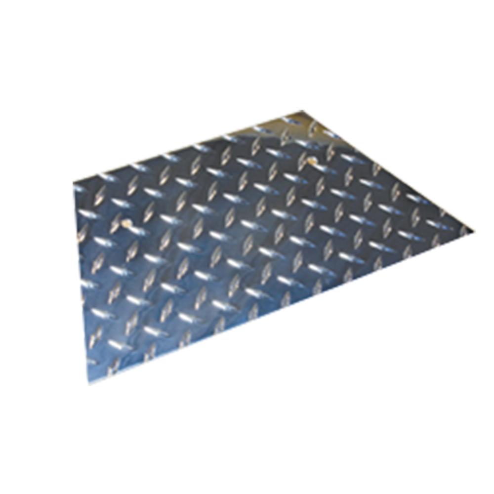 Picture of Brush Guard Cover Plates - Aluminum