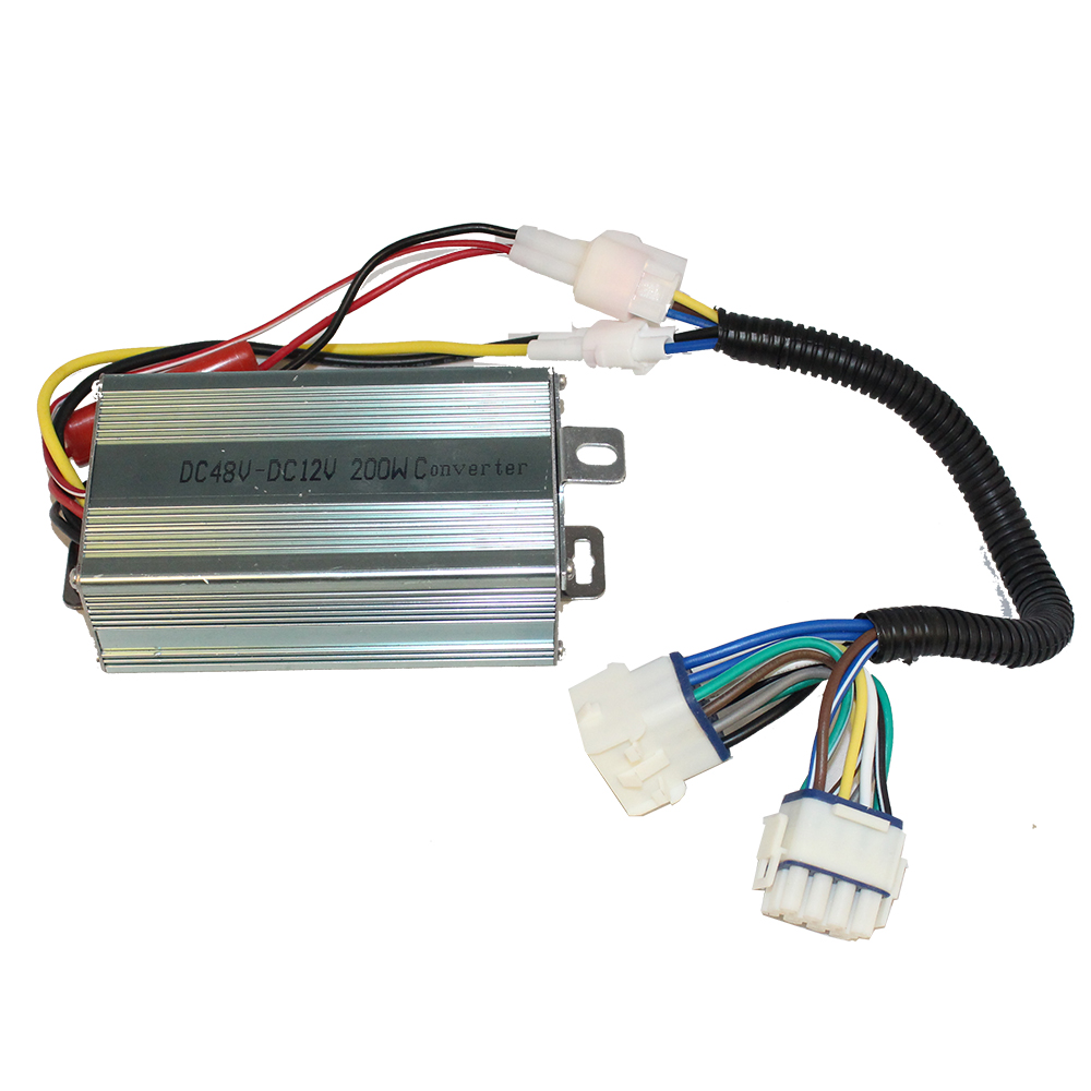 Picture of Voltage Reducer - Precedent