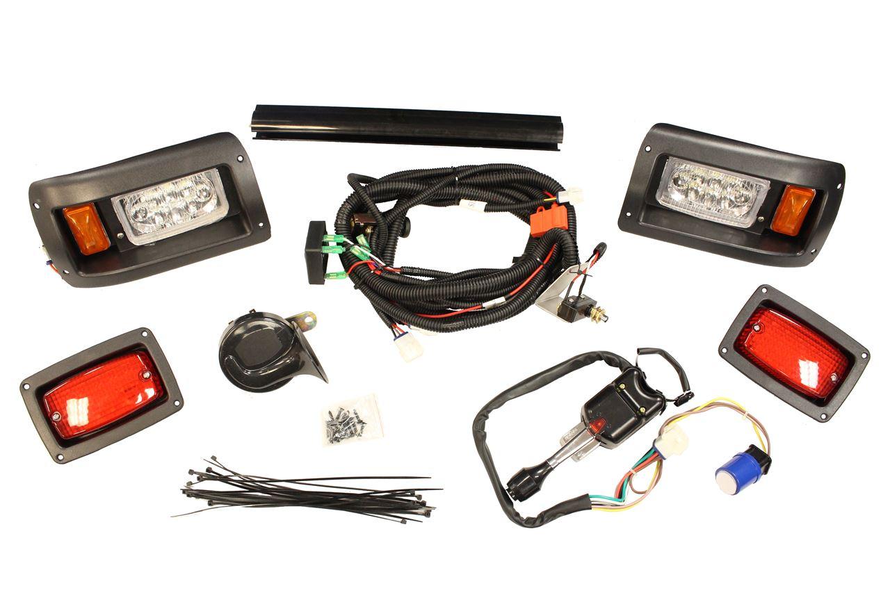 Stenten U0026 39 S Golf Cart Accessories  Light Package