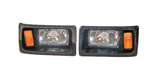Picture of Headlight Assembly - Club Car DS