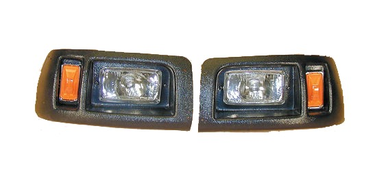 Picture of Headlight Assembly - Club Car DS (Fits Factory Outlet)