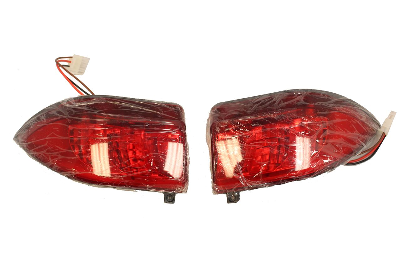 Picture of Tail Lights - Precedent