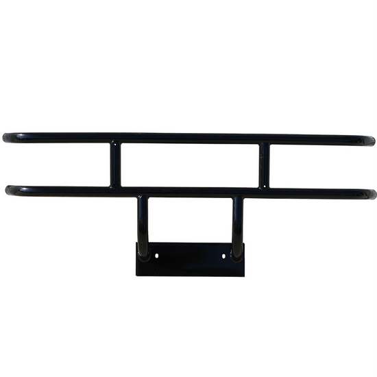 Picture of Brush Guard - Club Car DS - Black Powder Coated Steel