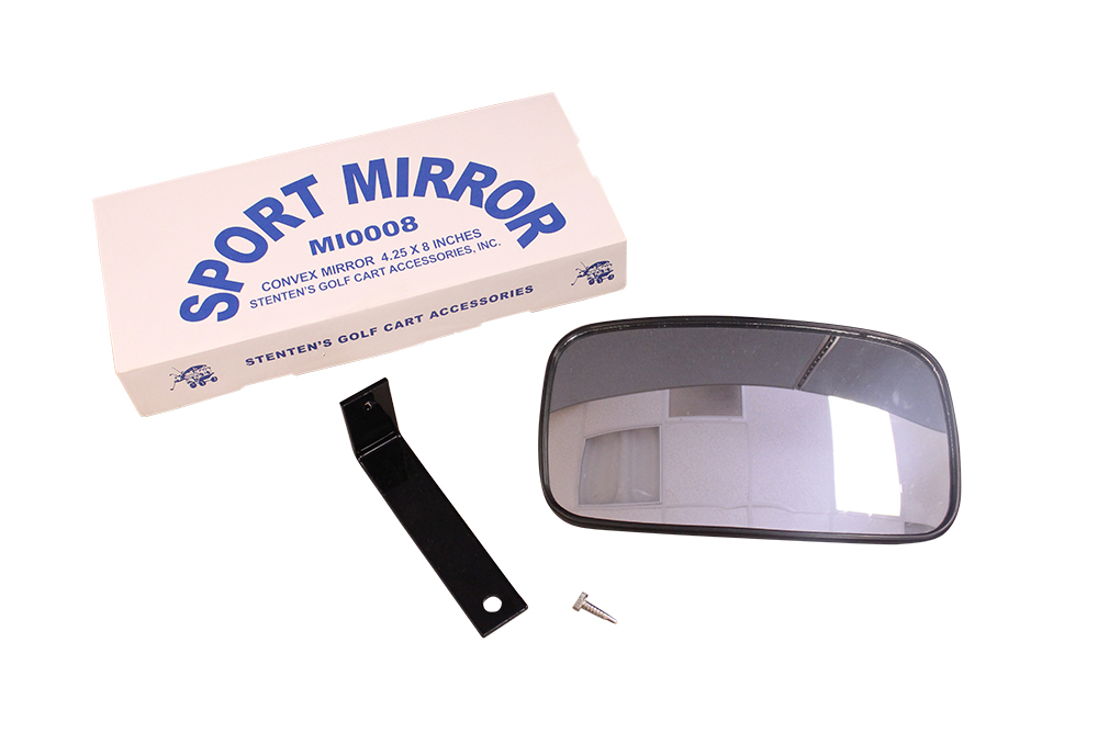 Picture of Sport Convex Mirror with L-Bracket Combo - TXT & RXV