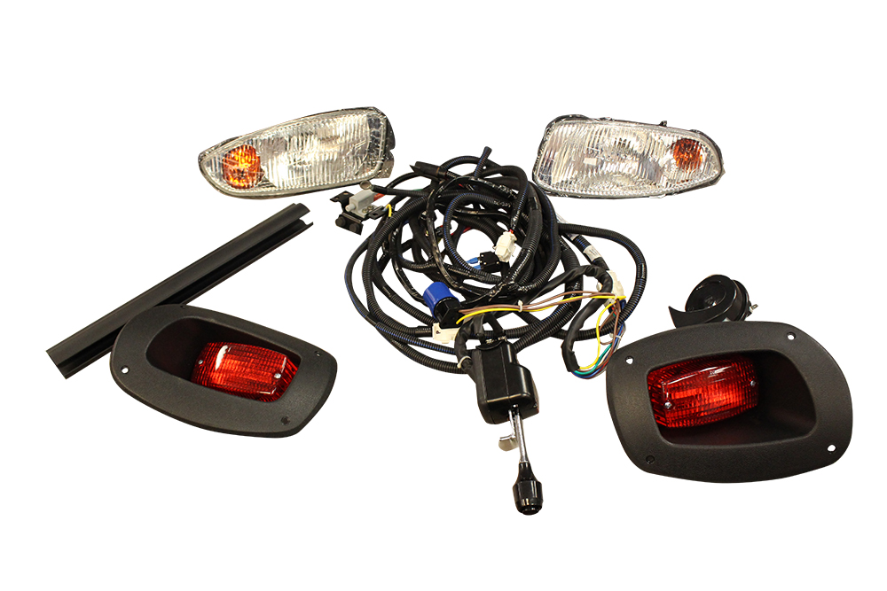 Picture of Light Package - Halogen Ultimate - EZGO RXV