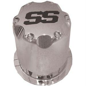 Picture of Wheel Cap - SS Style Chrome - Push thru