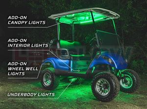 Picture of Expandable LED Light Kits - Underbody