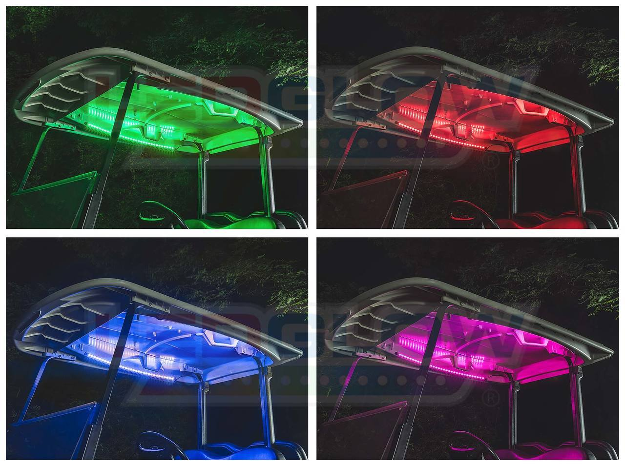 Picture of Expandable LED Light Kits - Canopy and Interior