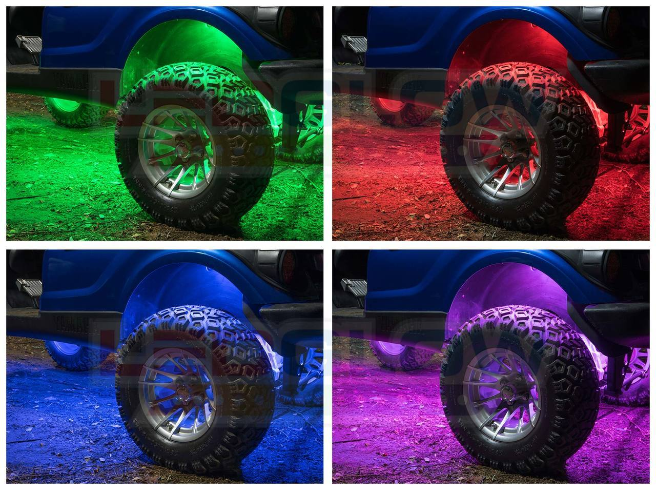 Picture of Expandable LED light Kit - Wheel Well