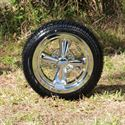 "Picture of Tire/Wheel Combo - 12"" - ITP Cragar"