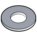 Picture of Flat Washer - Stainless Steel 18-8