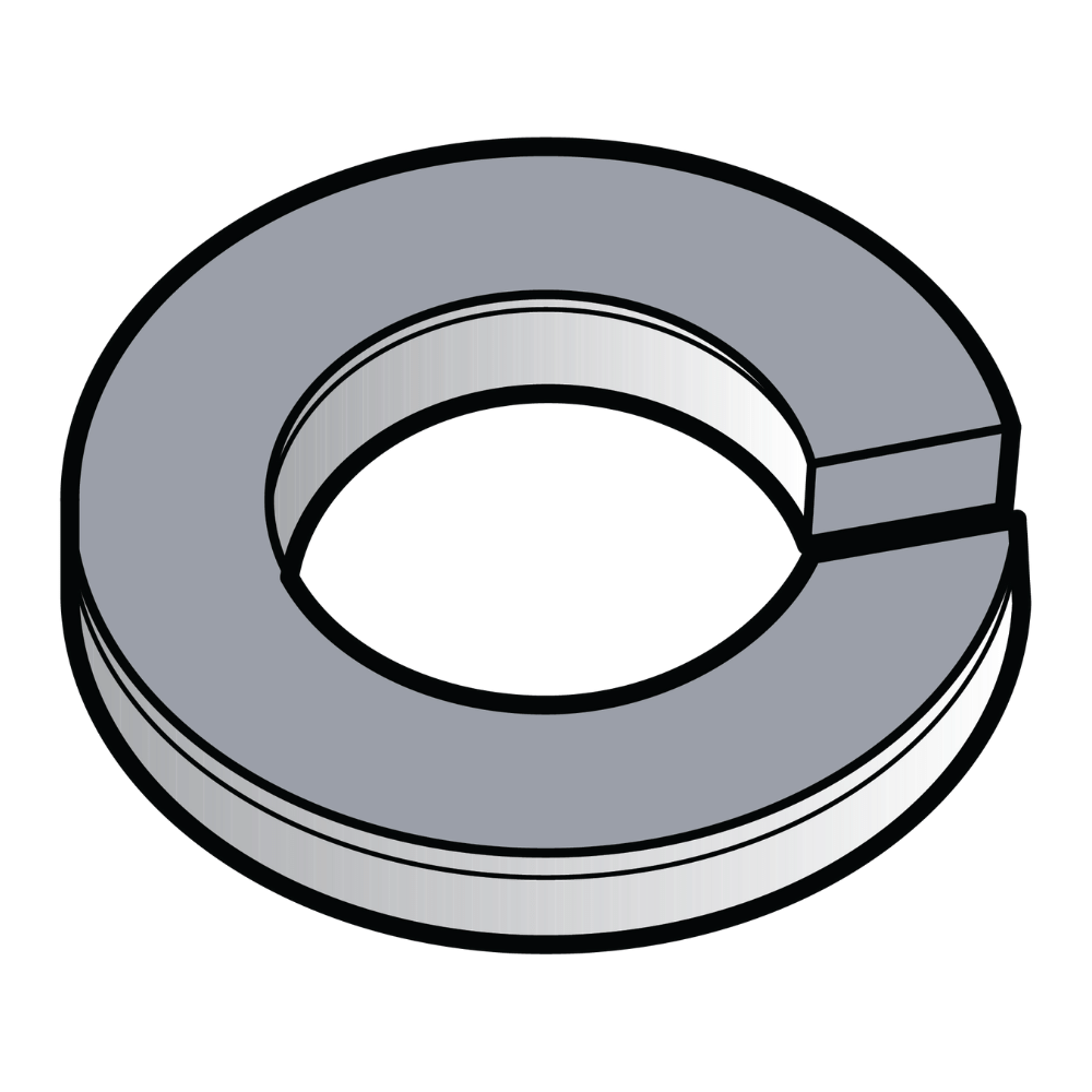 Picture of Lock Washer - Stainless Steel 18-8
