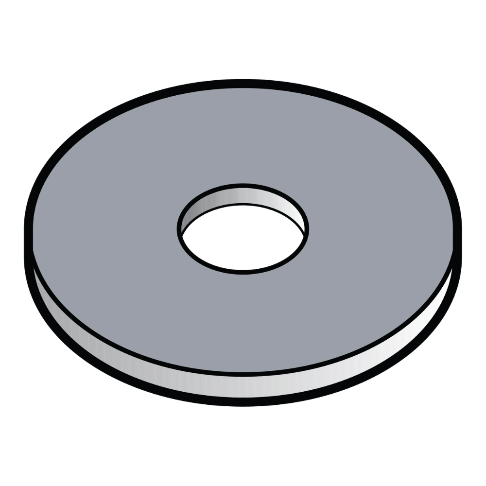Picture of Fender Washer -  Stainless Steel 18-8