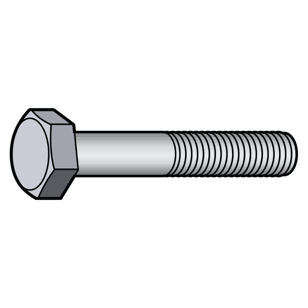 Picture of Hex Bolts - Stainless Steel 18-8