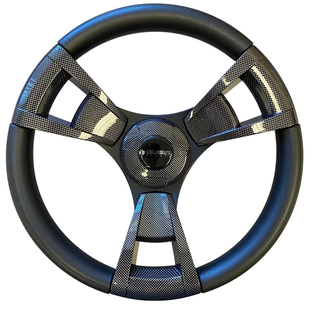 Picture of Steering Wheels - Model 13 Soft Touch Carbon Fiber